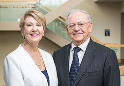 Pennington Biomedical Research Foundation donors